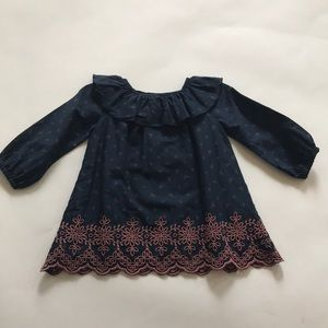 Baby Gap dress - WASHED BUT NEVER WORN